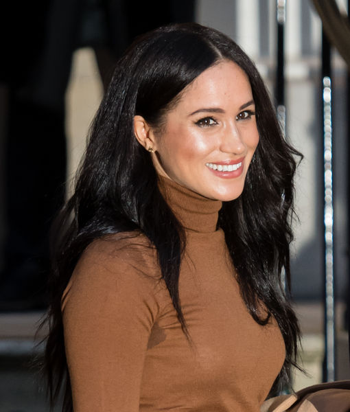 The Royal Family's Birthday Wishes for Meghan Markle