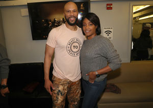What Tiffany Haddish Told Us About Common, Plus: Her New Christmas Movie on…