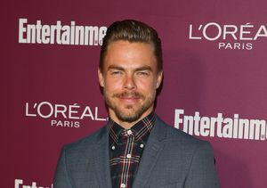 Derek Hough Reacts to 'DWTS' Changes, Plus: He Talks Quarantine Diet and…