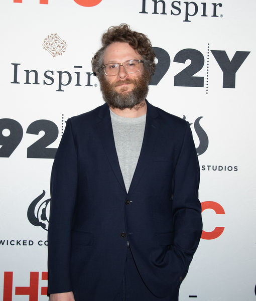 Why Seth Rogen Named His Kiln After Brad Pitt