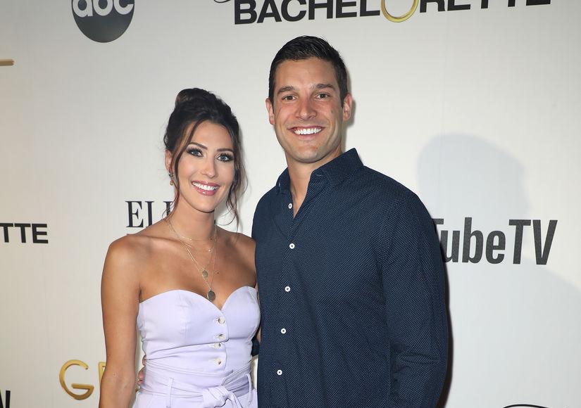 Report: 'Bachelorette' Couple Becca Kufrin & Garrett Yrigoyen Split