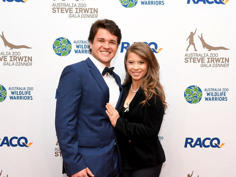 Bindi Irwin Expecting First