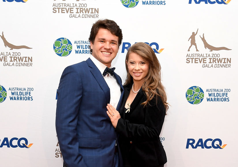 Bindi Irwin Expecting First Child with Chandler Powell — Just 4 Months After Their Wedding!