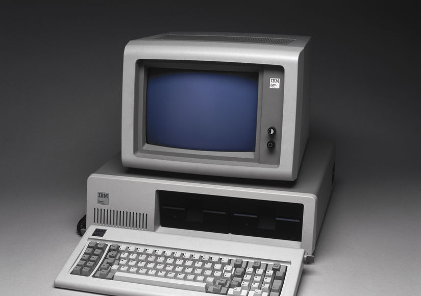 Reflecting on Tech on the 39th Anniversary of the First IBM Computer