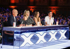 'America's Got Talent' Judges Talk Simon's Absence During Live Shows