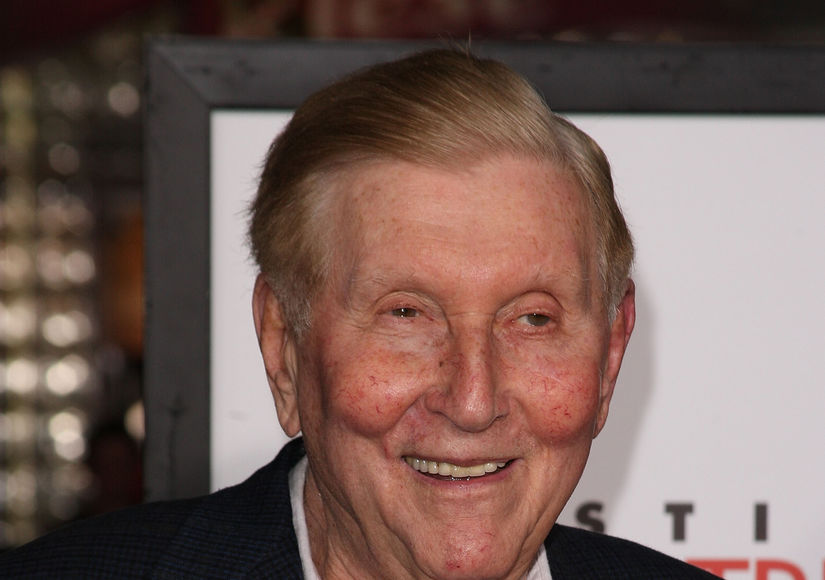 Media Mogul Sumner Redstone Dead at 97
