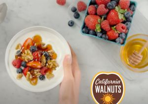Team Sweet or Team Savory? California Walnuts are the Ultimate Super Snack!