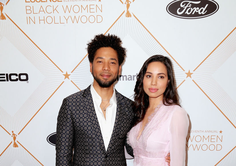 Jurnee Smollett Talks Protesting with Brother Jussie