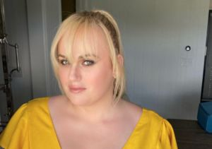 Rebel Wilson Vamps in Yellow, Marking 'Hottest Day of the Year'