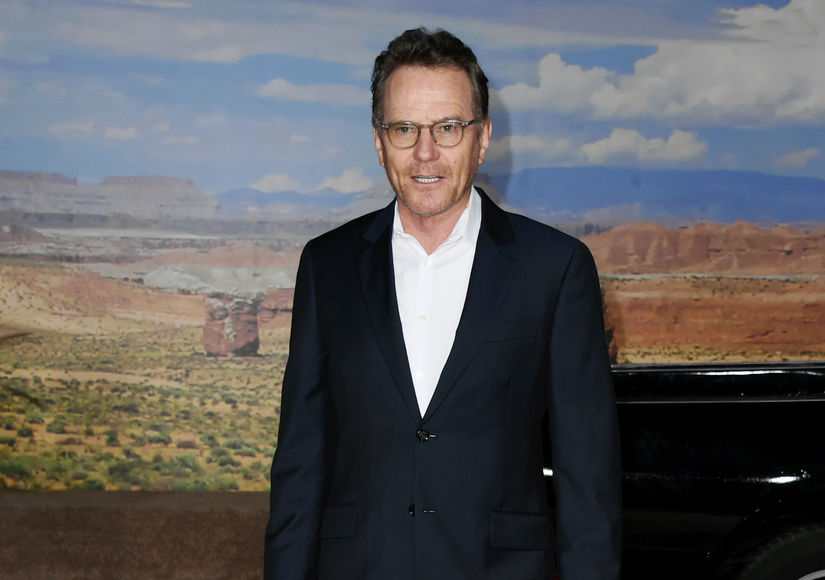 'The One and Only Ivan' Star Bryan Cranston Reflects on His Coronavirus Diagnosis