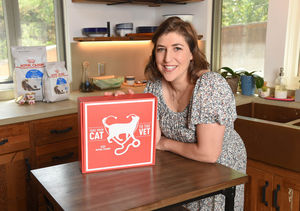 Mayim Bialik and Royal Canin Team Up for 'Take Your Cat to the Vet' Campaign