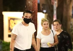 Engaged? Ashley Benson Spotted with Diamond Ring