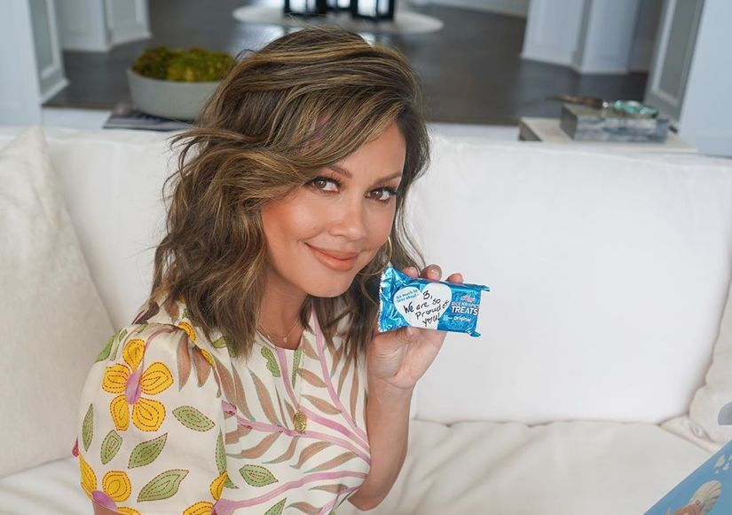 Vanessa Lachey Unwraps Back-to-School Challenges with Rice Krispies Treats!