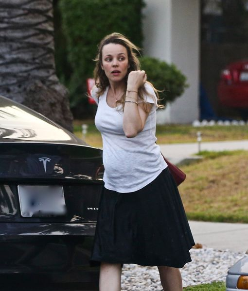 Report: Rachel McAdams Is Expecting Baby #2