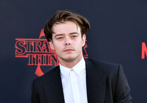 Charlie Heaton Dishes on 'Stranger Things' Season 4 & 'The New…