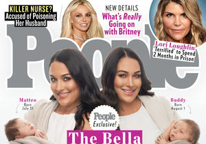 Nikki & Brie Bella Reveal Sons' Unique Names, Plus What Is…