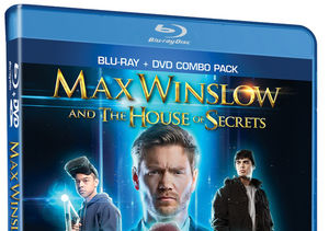 Win It! 'Max Winslow and the House of Secrets' on Blu-ray and DVD