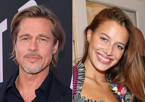 Brad Pitt & Nicole Poturalski's Romance Confirmed — How Long…