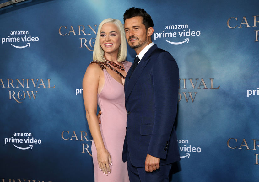 First Glimpse! Katy Perry & Orlando Bloom Welcome Baby Girl