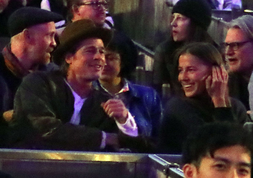 Brad Pitt & Nicole Poturalski's Romance Confirmed — How Long Have They…