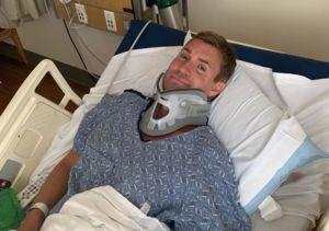 Jeff Lewis Undergoes Neck Surgery