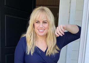 Rebel Wilson Posts New Pics, Reveals She's Almost at Her Goal…