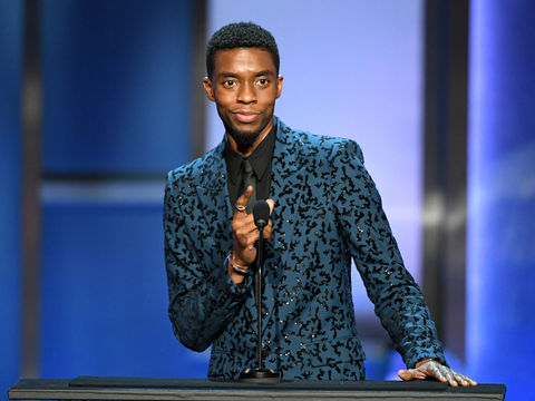 Chadwick Boseman's Death Certificate Reveals Final Resting Place