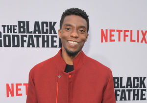 Remembering Chadwick Boseman: A Look Back at His 'Extra' Interviews Over…