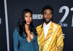 Chadwick Boseman Secretly Married Taylor Simone Ledward Before His Shocking…