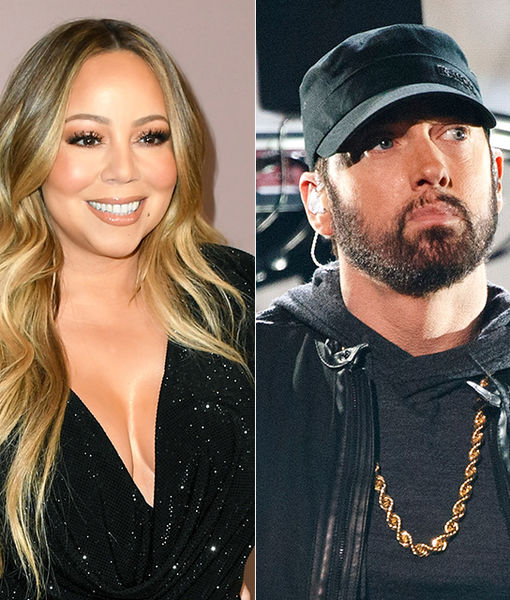 Did Mariah Carey Just Diss Eminem? Plus: What She Revealed About Derek Jeter
