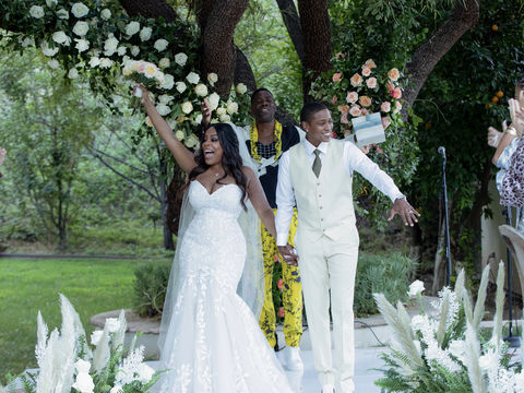 Surprise Wedding! Niecy Nash Marries Jessica Betts