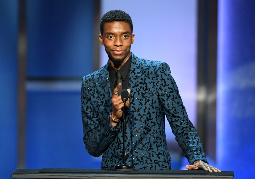 Chadwick Boseman's Brother Reveals a Heartbreaking Look Into His Final Days