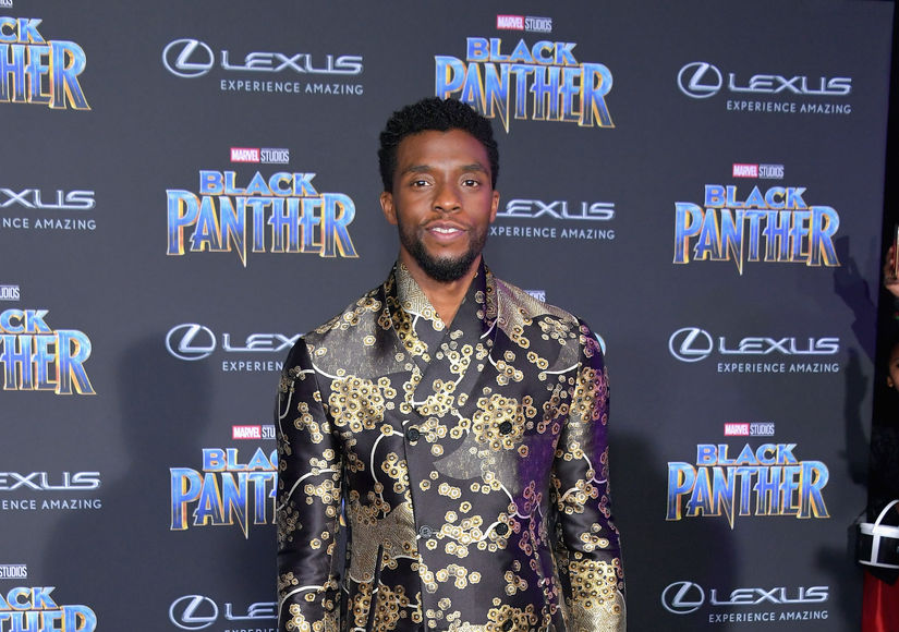 Chadwick Boseman's Inner Circle: Why He Kept His Cancer Battle Private