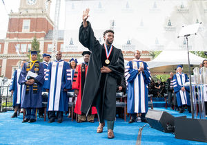Looking Back at Chadwick Boseman's Commencement Speech at Howard University