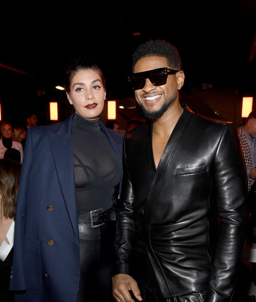 Report: Usher & Jenn Goicoechea Expecting First Child Together
