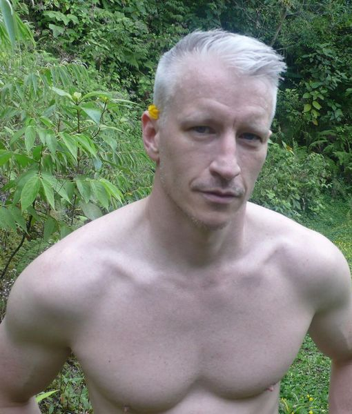 Andy Cohen Posts Shirtless Vacay Pics of Anderson Cooper