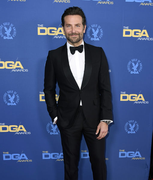 Dad Life! Bradley Cooper Jokes He's 'Running a 1-Man Preschool' for…