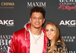 Patrick Mahomes & Brittany Matthews Expecting First Child