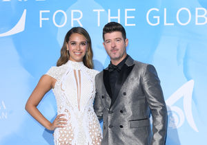 Report: Robin Thicke & April Love Geary Expecting Baby #3