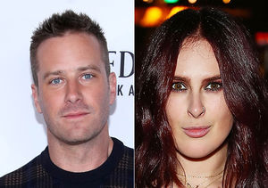 Armie Hammer Moves On from Elizabeth Chambers – Is He Dating Rumer Willis?