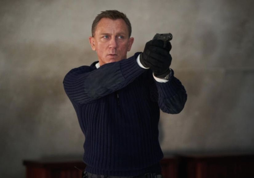 Bond Is Back! Check Out the Action-Packed Trailer for 'No Time to Die'