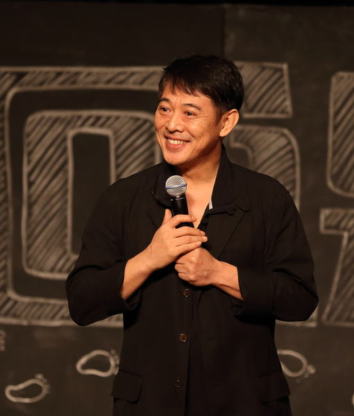 Jet Li Dishes on 'Mulan', Plus: Why He's Taking Fewer Acting Roles