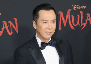Donnie Yen Reveals the Number of Times He's Watched Disney's Classic…