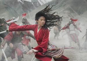 Yifei Liu: I Put Mulan's Spirit in Me
