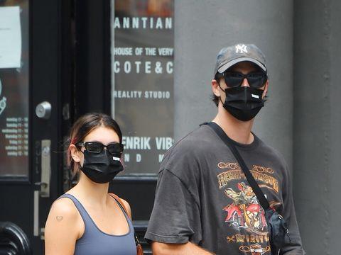 Kaia Gerber & Jacob Elordi Fuel More Dating Rumors