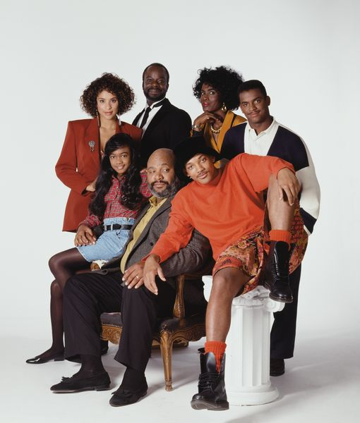 Will Smith Reunites with 'Fresh Prince' Cast… Including Aunt Viv Janet…