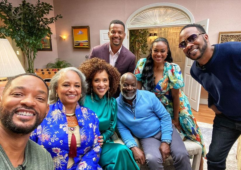 Alfonso Ribeiro Reveals Something Special Fans Will See in 'Fresh Prince of Bel-Air' Reunion
