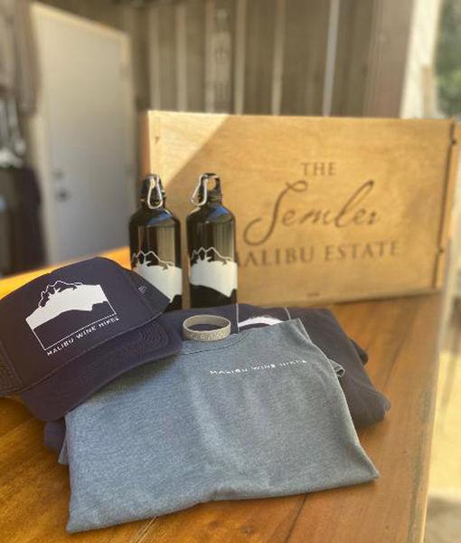 Win It! A Malibu Wine Hikes Gift Set