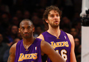 Pau Gasol & Wife Catherine McDonnell Name First Child After Kobe Bryant's…