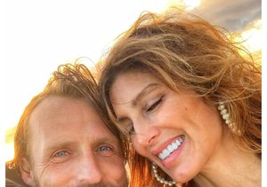 Wedding Pics! Jennifer Esposito Marries Jesper Vesterstrøm